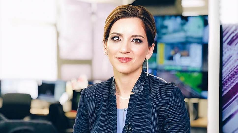 Заместитель главного редактора RTVi Екатерина Котрикадзе