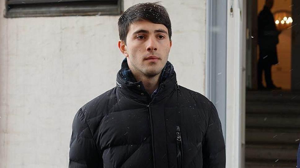 Личный помощник председателя Московской городской думы Алексея Шапошникова Алан Дзуцев
