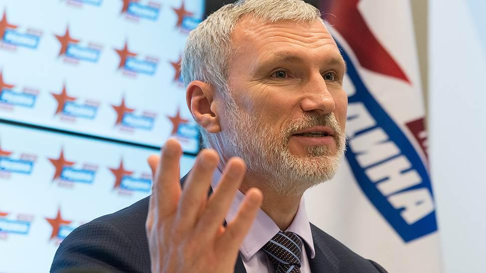 Депутат Госдумы Алексей Журавлев