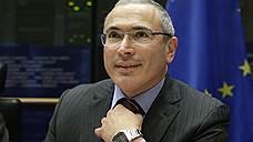 Михаил Ходорковский проголосовал на президентских выборах