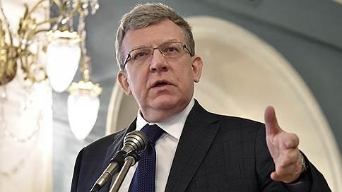 Алексей Кудрин считает, что руководителей многих госкомпаний нужно менять