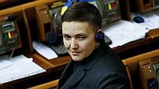 Надежда Савченко задержана за подготовку терактов в Киеве