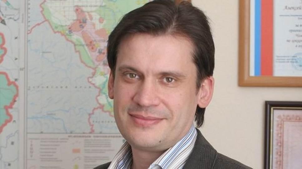 Бывший заместитель губернатора Кемеровской области Алексей Зеленин