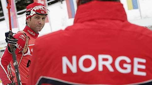 Биатлонист Бьорндален объявил о завершении карьеры