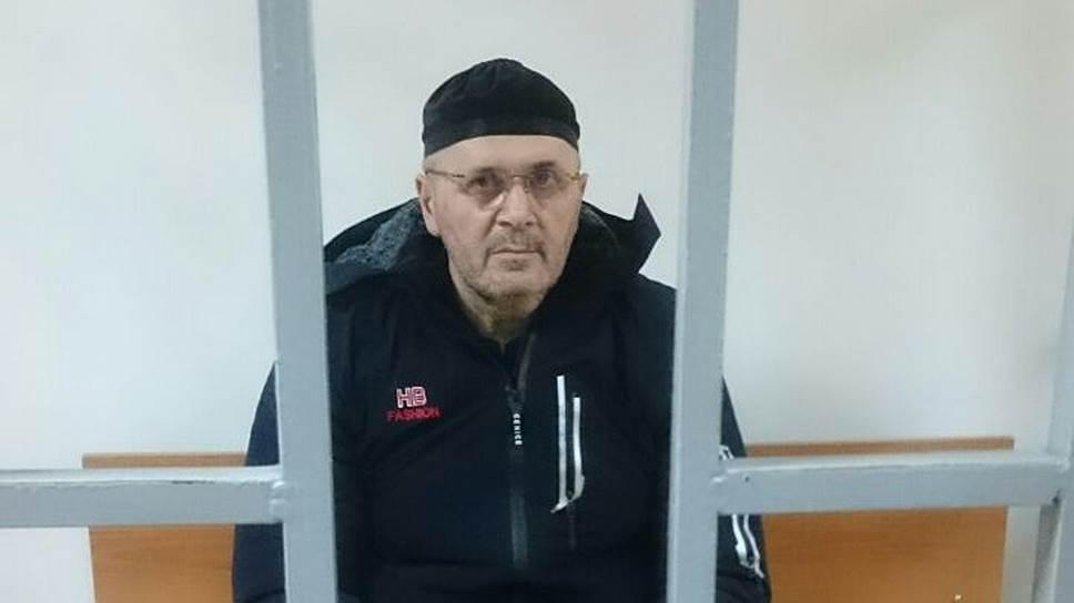 Руководитель грозненского представительства правозащитного центра «Мемориал» Оюб Титиев