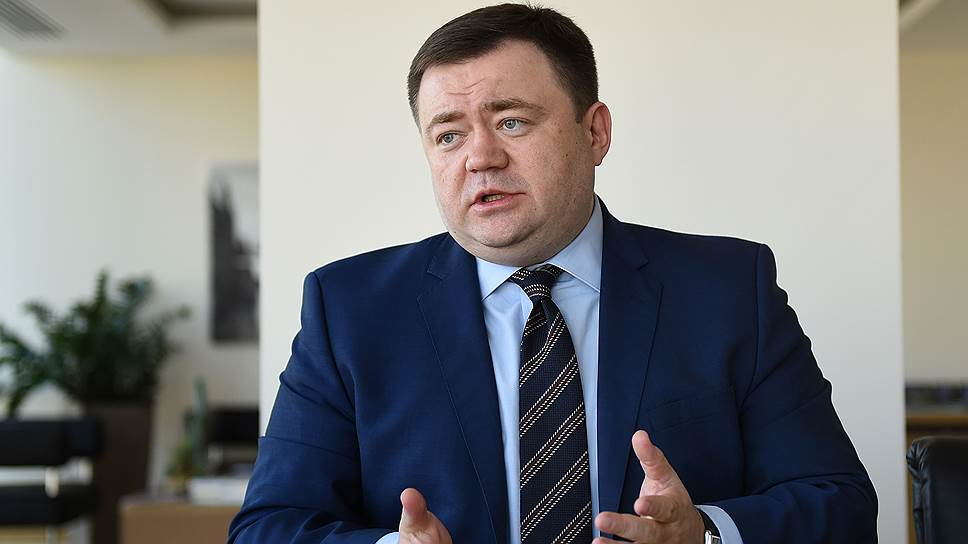 Глава Промсвязьбанка Петр Фрадков