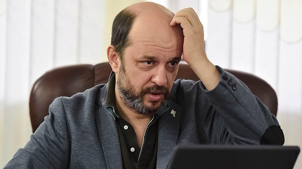 Председатель совета Института развития интернета Герман Клименко