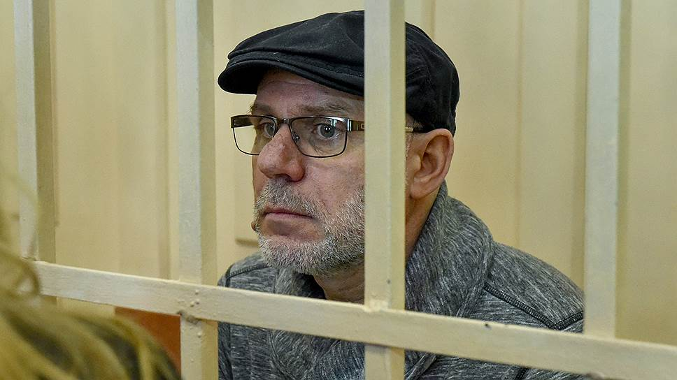 Бывший генеральный директор «Гоголь-центра» Алексей Малобродский