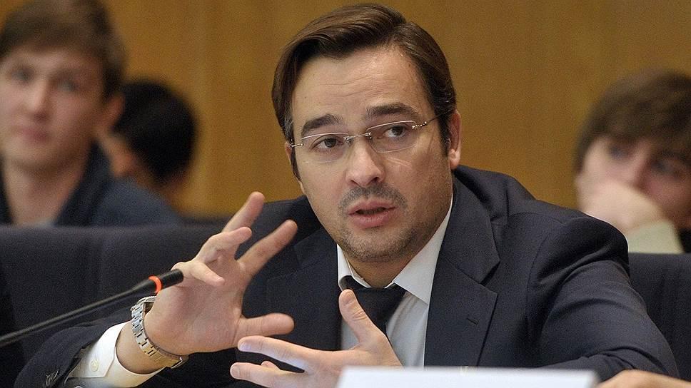Бывший член высшего совета «Единой России» Юрий Котлер