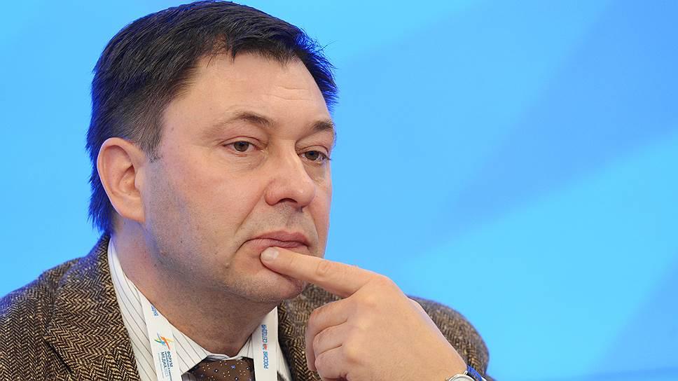 Как суд Херсона арестовал главреда «РИА Новости Украина» на два месяца
