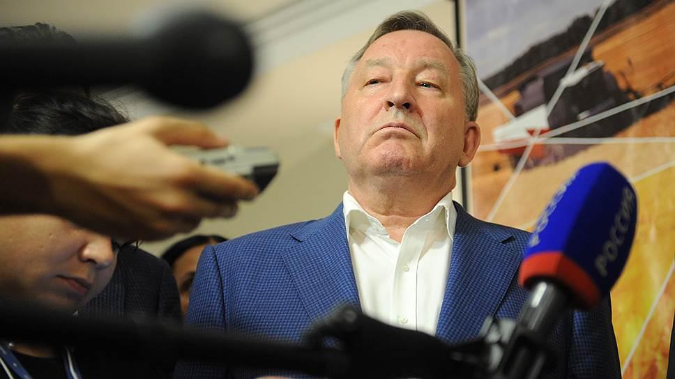 Бывший губернатор Алтайского края Александр Карлин