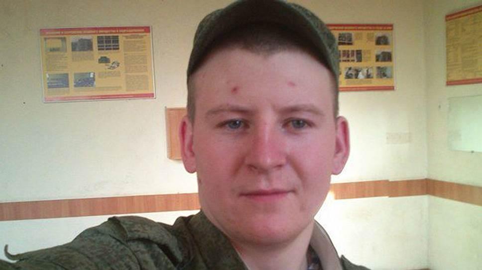 Осужденный на Украине Россиянин Виктор Агеев