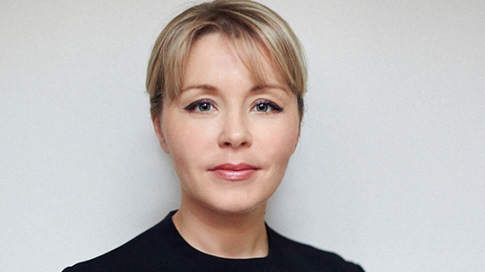 Заместитель главы Ростехнадзора Светлана Радионова