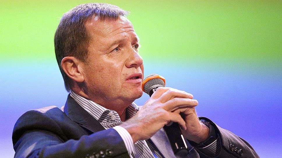Советник президента России Валентин Юмашев