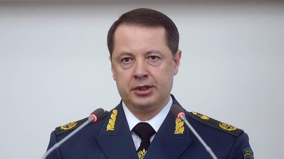 Бывший руководитель Росприроднадзора Артем Сидоров