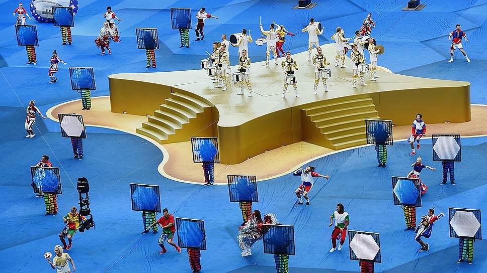 Церемония закрытия чемпионата мира–2018