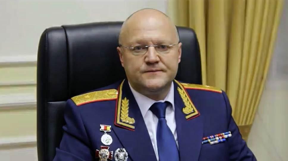 Бывший руководитель ГСУ СКР по Москве Александр Дрыманов