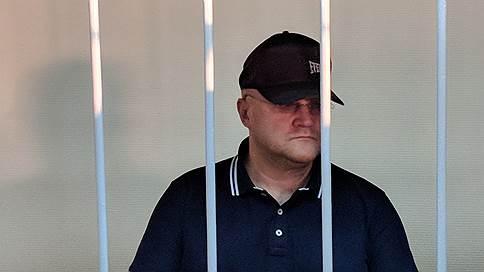Суд арестовал экс-главу СКР по Москве Дрыманова до 12 сентября
