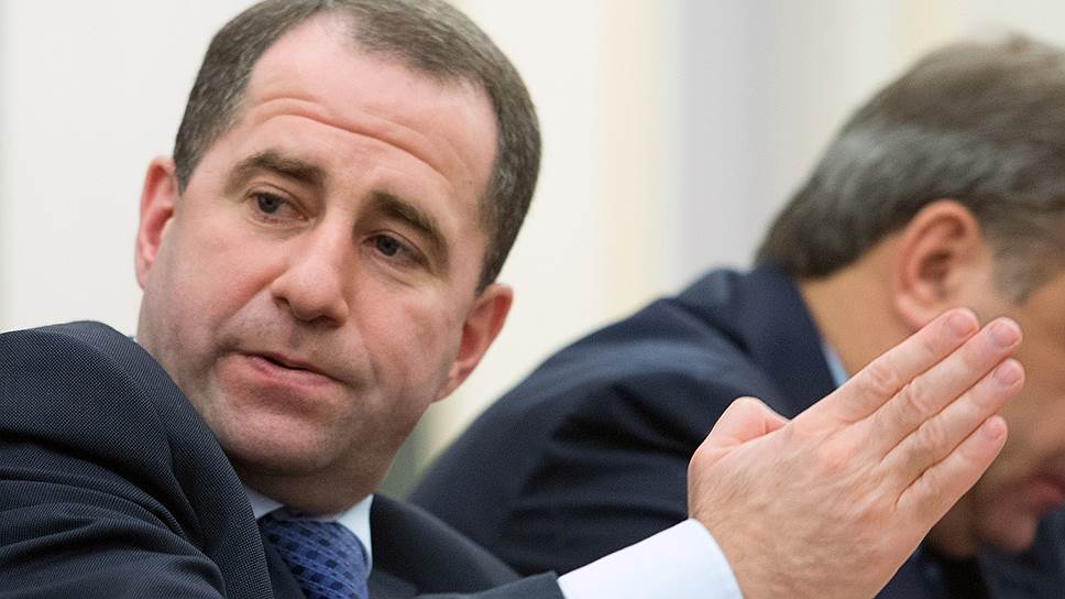 Полномочный представитель президента России в Приволжском федеральном округе Михаил Бабич