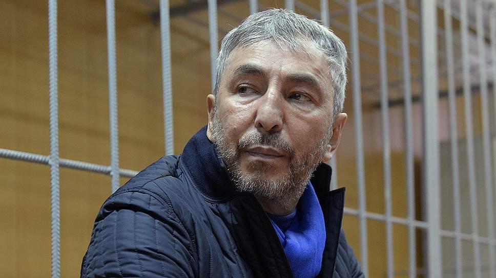 Бывший сенатор Умар Джабраилов
