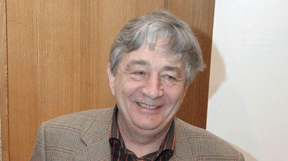 Писатель Эдуард Успенский