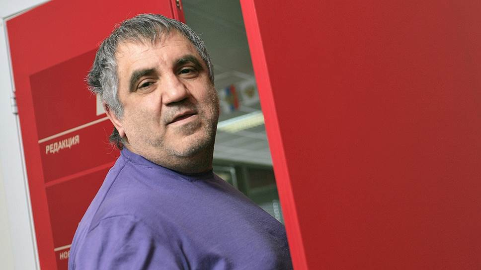 Гендиректор News Media Арам Габрелянов