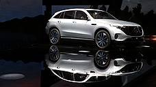 Mercedes-Benz представил электрокроссовер