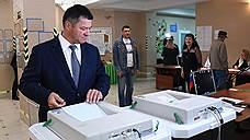 На выборах в Приморье лидирует врио губернатора края Андрей Тарасенко