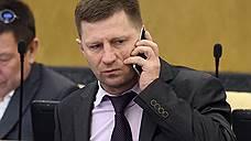 Кандидат от ЛДПР лидирует на выборах главы Хабаровского края