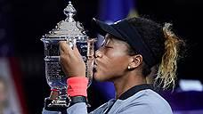 Японка Наоми Осака обыграла Серену Уильямс в финале US Open