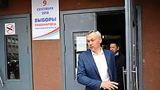 Врио губернатора Новосибирской области лидирует на выборах