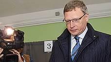 Врио губернатора Омской области лидирует с 82,48%