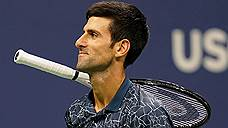 Джокович победил дель Потро в финале US Open