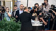 Владимир Путин призвал разобраться с «шероховатостями» на выборах в регионах