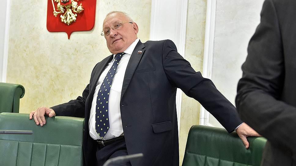 Бывший секретарь ульяновского регионального отделения «Единой России» Анатолий Бакаев
