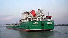 Экипаж заблокированного в порту Херсона судна «Механик Погодин» сменился