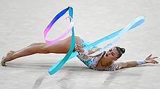 Россиянка Александра Солдатова победила на чемпионате мира в упражнениях с лентой