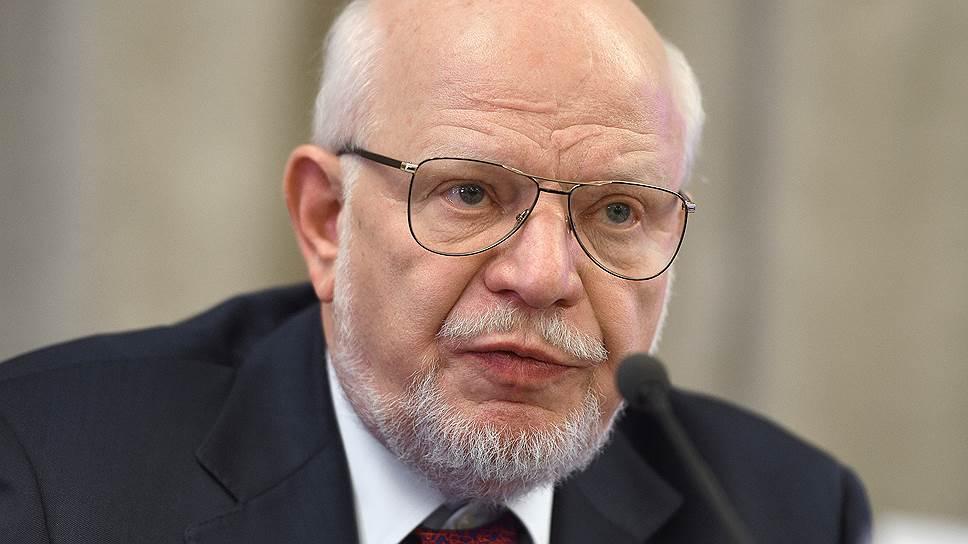 Председатель СПЧ Михаил Федотов