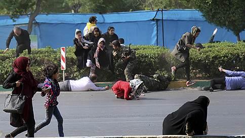Число погибших при теракте в Иране возросло до 24