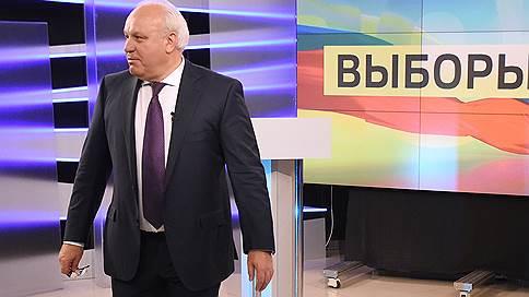 Виктор Зимин: я ухожу, чтобы не допустить раскола в Хакасии