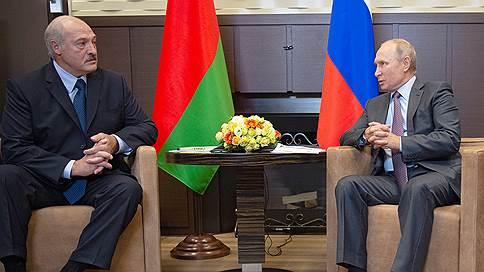Лукашенко назвал переговоры с Путиным тяжелыми, но результативными