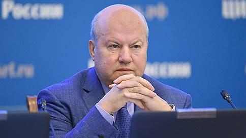 Владимир Путин подписал указ об отставке члена ЦИКа Василия Лихачева