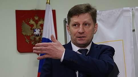 Сергей Фургал лидирует на выборах в Хабаровском крае после обработки 50% протоколов