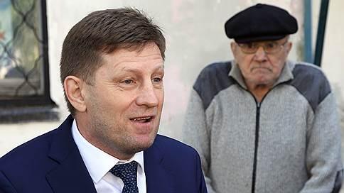 На выборах в Хабаровском крае победил Сергей Фургал