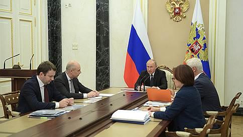 Владимир Путин назвал ситуацию в экономике «в целом позитивной»