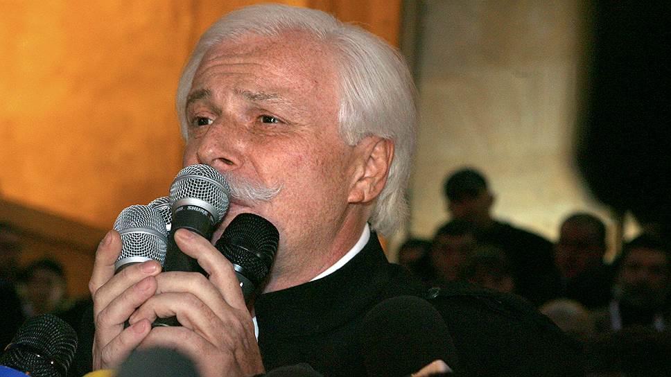 Бизнесмен Бадри Патаркацишвили