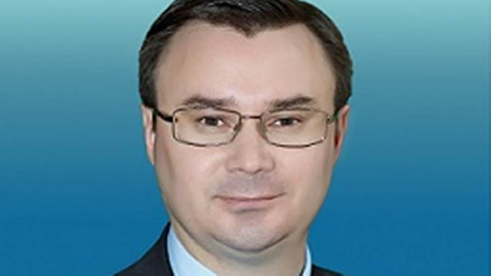 Вице-мэр Сочи Сергей Юрин