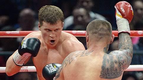 Александр Поветкин не планирует завершать карьеру боксера