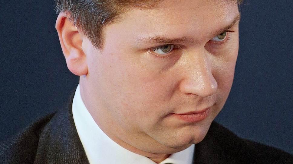 Бывший исполнительный директор Фонда кино Антон Малышев
