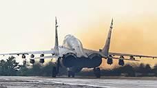 В Египте потерпел крушение МиГ-29